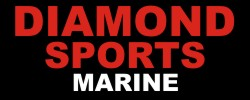Jasons's sponsors -Sponsored by Diamond Sports Marine