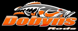 Jason's sponsors - Sponsored by Dobyns Rods