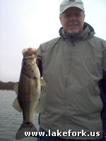 Chris H. with Lake Fork guide Jason Hoffman