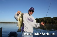 Adam - testimonials - Lake Fork guide Jason Hoffman