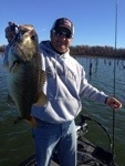 20140101 120346 Lake Fork Fishing Report   January 1, 2014