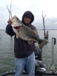 20140406 144809 Lake Fork Fishing Report   April 6, 2014