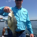 Lake Fork Picture | Big Yellow Bass Photo