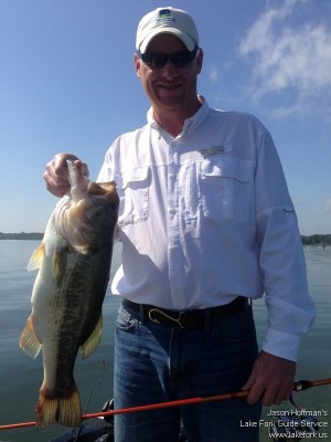 Lake Fork Picture   Big Bass Photo