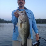 Lake Fork Picture | Big Bass Photo | Scott