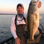 Lake Fork Picture | Big Bass Photo | Jim