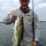 Lake Fork Picture | Big Bass Photo | Howard