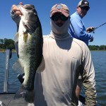 Lake Fork Picture | Big Bass Photo | Jeff
