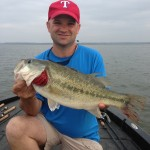 Lake Fork Picture | Big Bass Photo | Greg