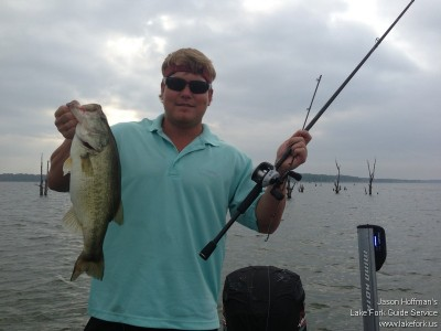 Lake Fork Picture   Big Bass Photo   Steven