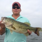 Lake Fork Picture | Big Bass Photo | Steven