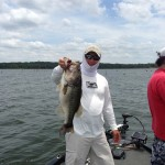 Lake Fork Picture | Big Bass Photo | Jason Hoffman | Santone Jig