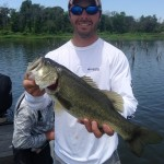 Lake Fork Picture | Big Bass Photo | Justin