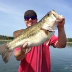 Lake Fork Picture | Big Bass Photo | 10 lbs