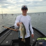 Lake Fork Picture | Big Bass Photo | Patrick