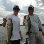 Lake Fork Picture | Big Bass Photo | Patrick and Jason
