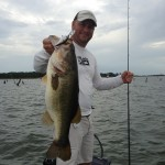 Lake Fork Picture | Big Bass Photo | Jason Hoffman | Strike King