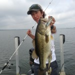 Lake Fork Picture | Big Bass Photo | Akioshi from Japan