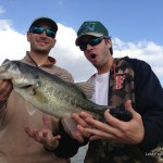 Lake Fork Picture | Big Bass Photo | Sean