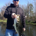 Lake Fork Picture | Big Bass Photo | Duke