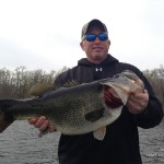 Lake Fork Picture | Big Bass Photo | Duke | 11 lbs