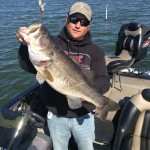 Lake Fork Picture | Big Bass Photo | Jason Hoffman