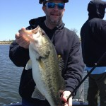 Lake Fork Picture | Big Bass Photo | Allen
