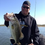 Lake Fork Picture | Big Bass Photo | Brian