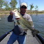 Lake Fork Picture | Big Bass Photo | Jason Hoffman | 10 lbs