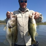 Lake Fork Picture | Big Bass Photo | Allen | Double